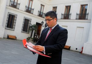 El fundador de Felices y Forrados, Gino Lorenzini. Foto: Agencia Uno.